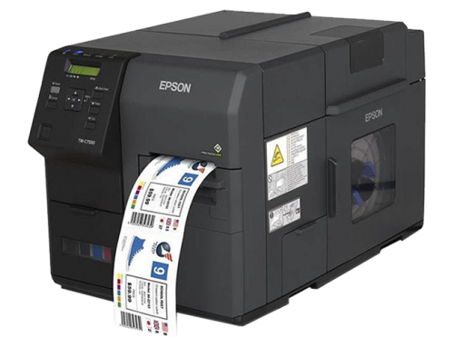 Spesifikasi Printer Label TM-C7510