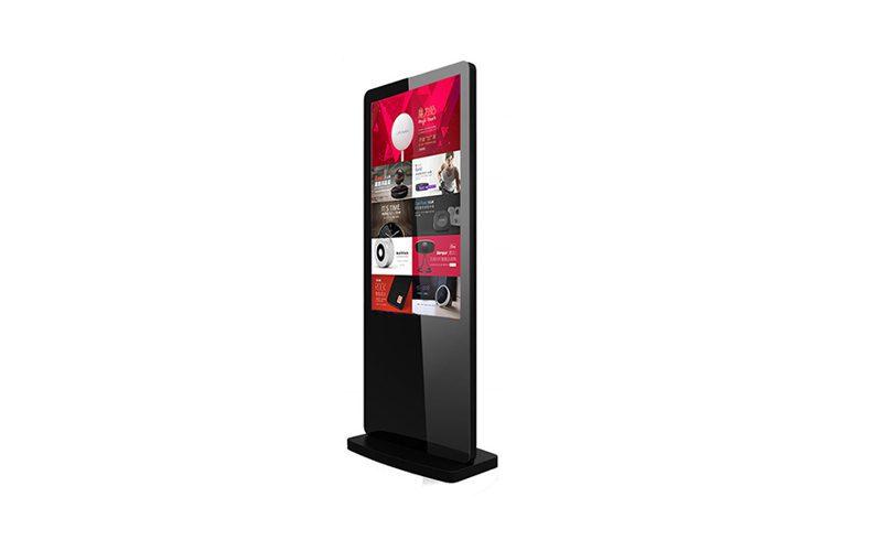 Digital Ad Display Floorstand 49