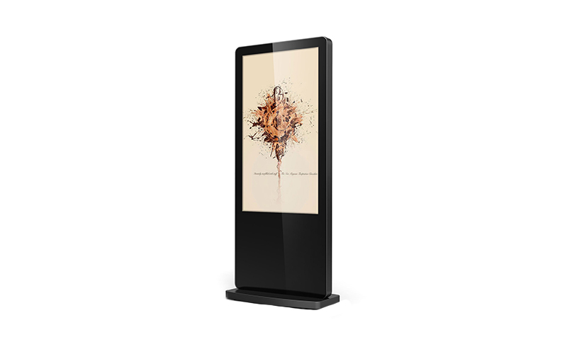 Monitor Touchscreen Floorstand 49