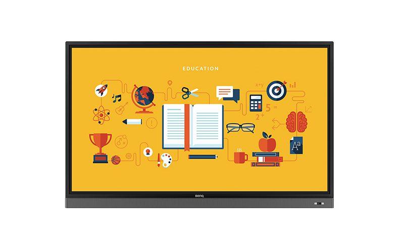 BenQ RM8601K Interactive Flat Panel