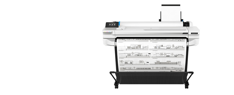 hp designjet t525 technical printer