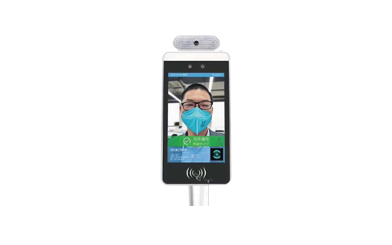 aI face recognition and temperature measuring device 1 gallery