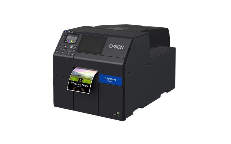 Epson ColorWorks CW-C6050A