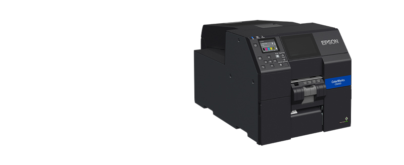jual epson colorworks cw-c6050p label printer