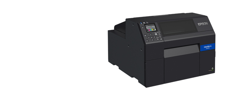 jual epson colorworks cw-c6550a label printer