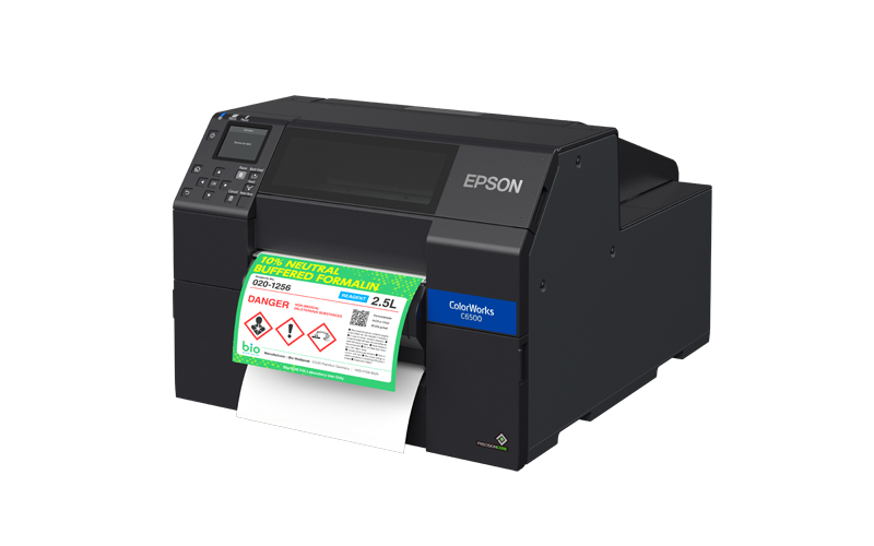 Epson ColorWorks CW-C6550P