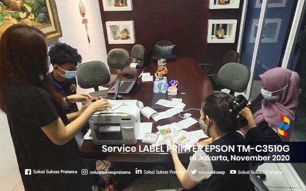 service printer label epson tm-c3510 di jakarta 2020 2 portofolio