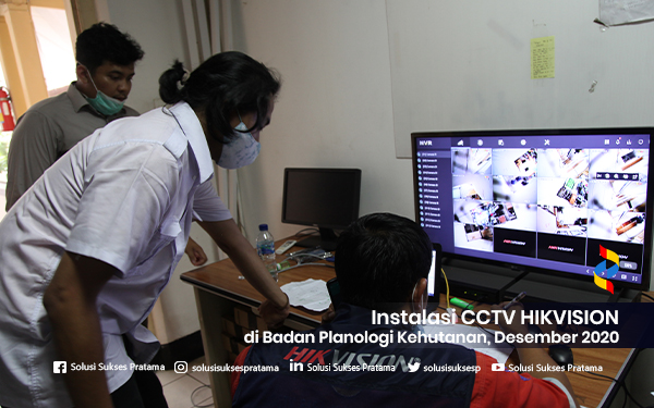 instalasi cctv hikvision di badan planologi kehutanan bogor 2020 1 portofolio