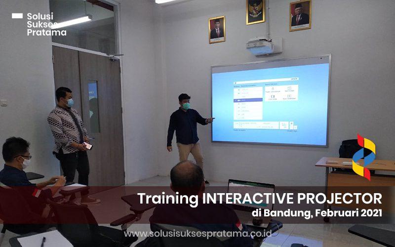 training epson interactive projector eb 685wi di bandung 2021 1 portofolio