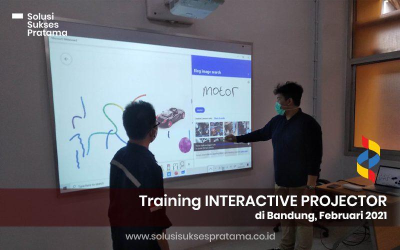 training epson interactive projector eb 685wi di bandung 2021 2 portofolio