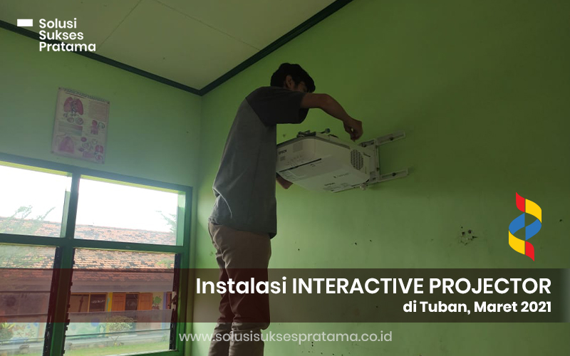 instalasi epson interactive projector di tuban jawa timur 2021 3 portofolio